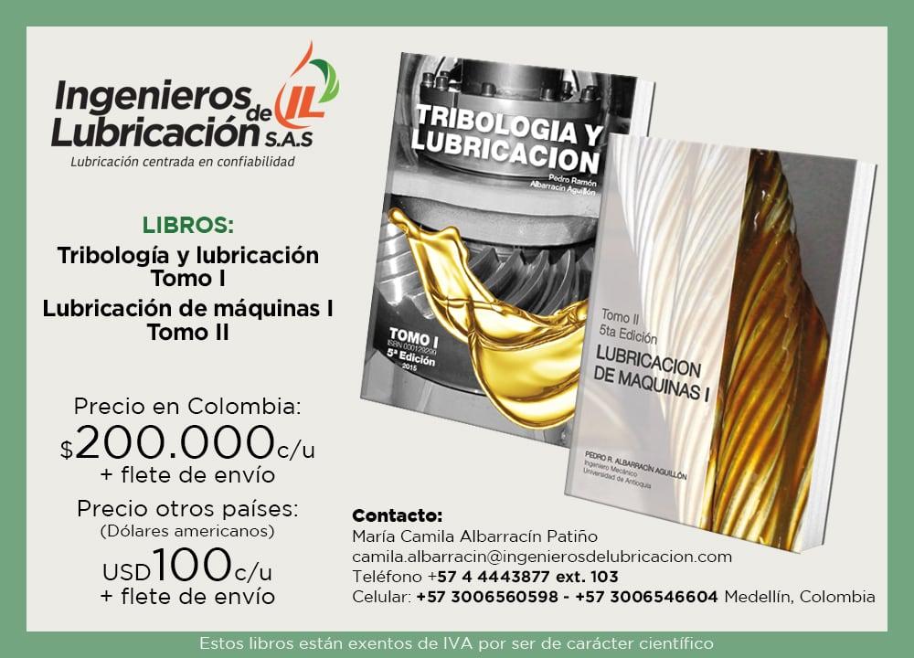Tribología y lubricación